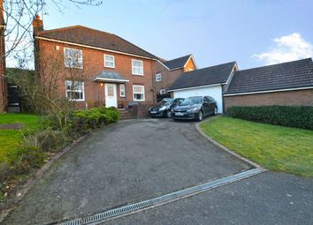 Thumbnail 4 bed detached house for sale in Brook View, Dunchurch, Warwickshire