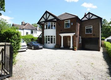 Thumbnail 5 bedroom detached house for sale in Scott Hall Road, Moortown, Leeds, West Yorkshire