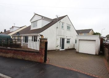 Thumbnail 3 bed semi-detached bungalow for sale in Heol Ddeusant, Beddau, Pontypridd