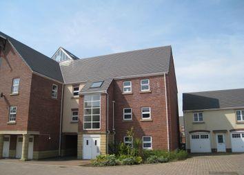 Thumbnail 1 bedroom flat to rent in Weavers Court, Buckshaw Village