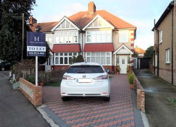 Thumbnail 4 bed semi-detached bungalow to rent in Greencroft Road, Heston