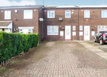 Thumbnail 3 bed terraced house for sale in Pimlico Court, Lower Gornal, Dudley