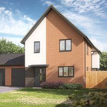 Thumbnail 4 bedroom detached house for sale in Wissey Close, King's Lynn