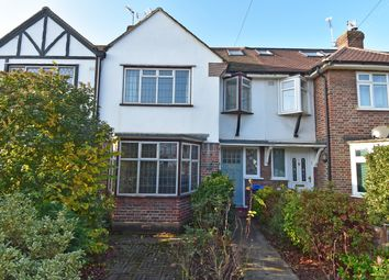 3 bed terraced house for sale in Wolsey Drive, North Kingston KT2