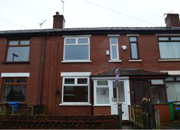 Thumbnail 2 bed terraced house for sale in Hulbert Street, Manchester