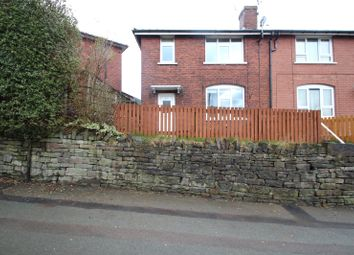 Thumbnail 3 bed semi-detached house for sale in Smithy Bridge Road, Littleborough, Rochdale, Greater Manchester