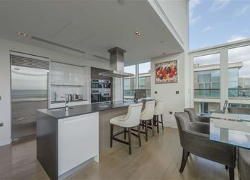 Thumbnail 3 bed flat for sale in Wolfe House, Kensington, London
