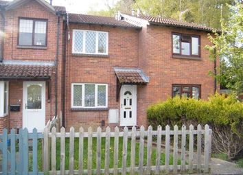 Thumbnail 2 bedroom terraced house for sale in Creekmoor, Poole, Dorset