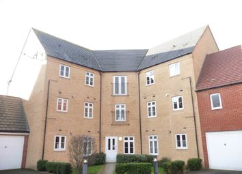 Thumbnail 2 bed flat to rent in Haybluff Drive, Stevenage