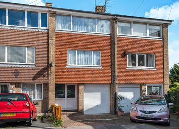 Thumbnail 3 bed terraced house for sale in Beverley Close, Rainham, Gillingham