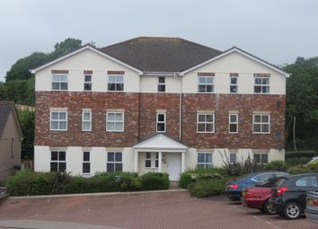 Thumbnail 2 bed flat to rent in Cotehele Drive, Paignton