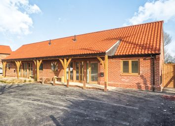 Thumbnail 2 bedroom semi-detached bungalow for sale in Fullers Lane, Trunch, North Walsham