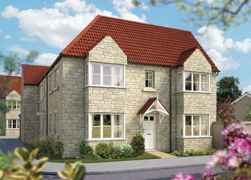 "Thumbnail 3 bed end terrace house for sale in ""The Sheringham"" at Somerton Business Park, Bancombe Road, Somerton"