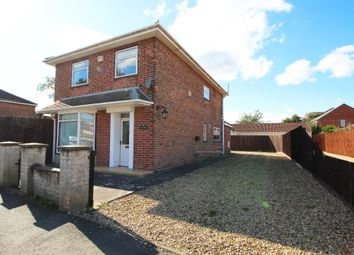 Thumbnail 4 bed detached house to rent in Church Street, Holbeach, Spalding
