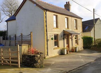 Thumbnail 4 bedroom detached house for sale in Henllan Amgoed, Whitland, Carmarthenshire