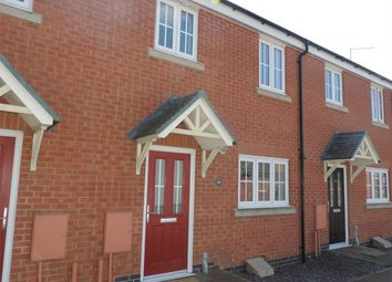 Thumbnail 3 bed terraced house to rent in Audas Place, Stamford, Lincolnshire