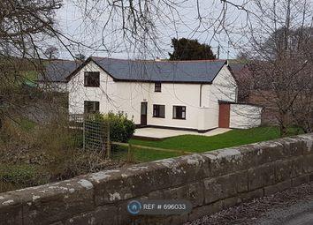 Thumbnail 3 bedroom detached house to rent in Platt Bridge, Ruyton Xi Towns, Shrewsbury