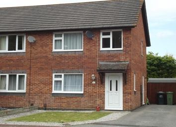 Thumbnail 3 bed property to rent in Badgers Close, Kingsteignton, Newton Abbot