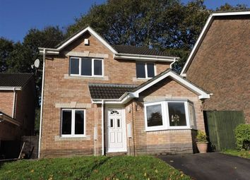 Thumbnail 3 bed detached house for sale in Maes Y Cornel, Rhos, Pontardawe, Swansea