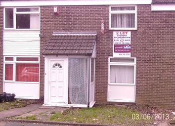 Thumbnail 5 bed terraced house to rent in Roman Way, Birmingham
