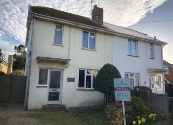 Thumbnail 3 bed property for sale in Church Road, Havenstreet, Ryde