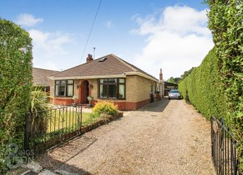 Thumbnail 5 bed property for sale in Church Road, Cantley, Norwich