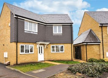 Thumbnail 3 bed detached house for sale in Eleanor Close, Dartford