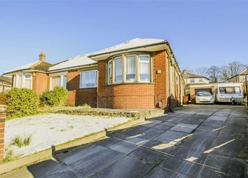 Thumbnail 3 bed semi-detached bungalow for sale in Bentham Avenue, Burnley, Lancashire