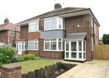 Thumbnail 3 bedroom semi-detached house for sale in Church Road North, Liverpool, Merseyside
