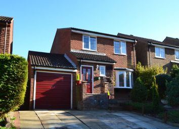 Thumbnail 3 bedroom detached house for sale in Highgrove Road, Walderslade, Chatham
