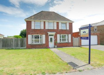 Thumbnail 4 bed detached house for sale in Deal Road, Sandwich