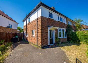 Thumbnail 3 bed semi-detached house for sale in Crofthill Road, Slough
