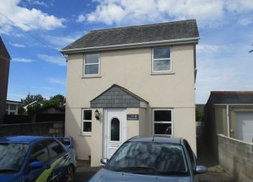 Thumbnail 3 bed detached house for sale in Trethosa Road, St. Stephen, St. Austell