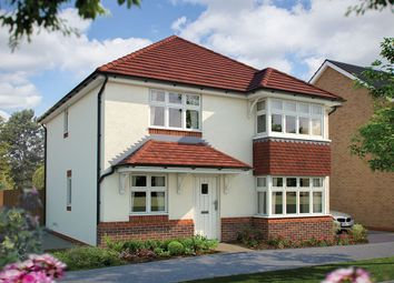 "Thumbnail 4 bed detached house for sale in ""The Canterbury"" at Harvest Rise, Shefford"