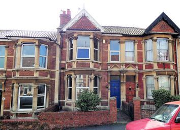 Thumbnail 3 bed terraced house for sale in Grove Park Avenue, Brislington, Bristol