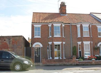 Thumbnail 4 bed end terrace house for sale in York Road, Southwold