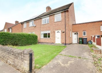 Thumbnail 3 bedroom semi-detached house for sale in Runswick Drive, Arnold, Nottingham