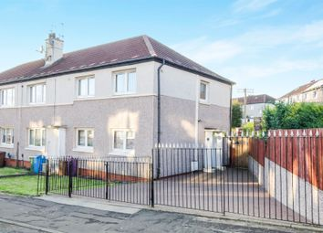 Thumbnail 3 bed flat for sale in Ornsay Street, Milton, Glasgow