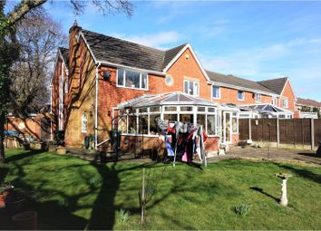 Thumbnail 5 bed semi-detached house for sale in Cobham Grove, Whiteley