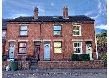 Thumbnail 3 bed terraced house for sale in Wide Street, Hathern