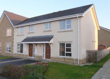 Thumbnail 3 bed terraced house for sale in 20 Barley Rise, Tweedmouth, Berwick-Upon-Tweed