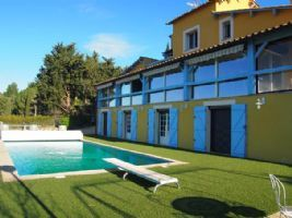 Thumbnail 4 bed villa for sale in Lignan-Sur-Orb, Languedoc-Roussillon, 34490, France
