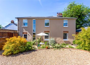 Thumbnail 4 bedroom detached house for sale in Pikes Hill, Epsom, Surrey
