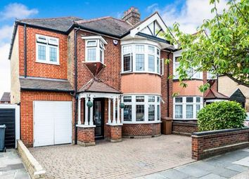 Thumbnail 4 bedroom semi-detached house for sale in Rise Park, Romford, Havering