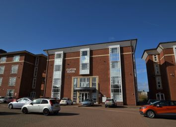 Thumbnail 1 bed flat to rent in Clifton House, Thornaby, Stockton-On-Tees