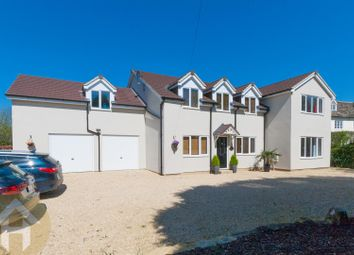 Thumbnail 5 bed detached house for sale in Causeway End, Brinkworth