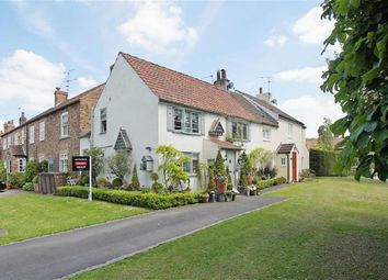 Thumbnail 3 bed cottage for sale in Roecliffe, York