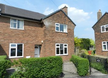 Thumbnail 1 bed flat to rent in Roundthorn, Croft, Warrington