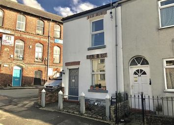 Thumbnail 2 bed end terrace house for sale in Brook Street, Macclesfield