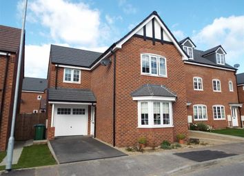 Thumbnail 3 bed detached house for sale in Goodwill Road, Newark, Nottinghamshire